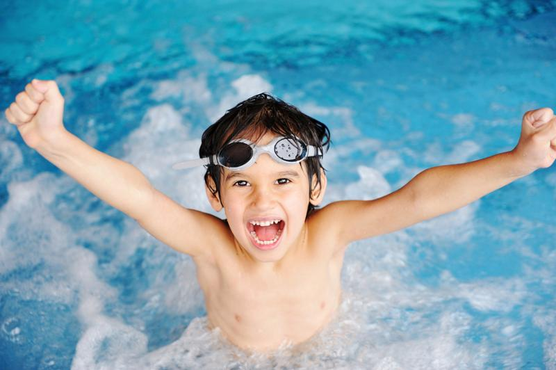 Swimming Lessons in Cameron Park, Kids and Adults