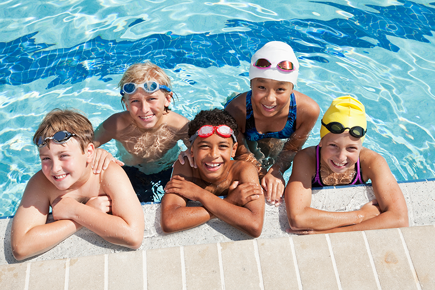 Swimming Clinics For Adults