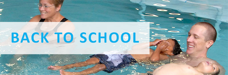 Back to School - Swimming Lessons