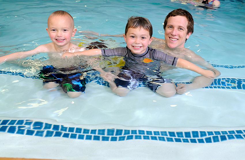 Spring Break Swim Programs
