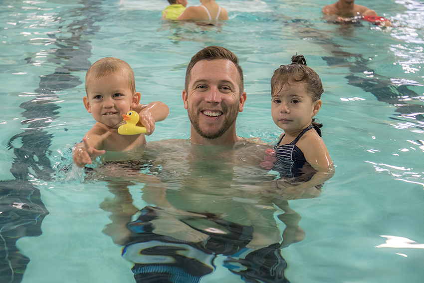 Swimming Lesson Safety Tips from Wallen Swim in Roseville