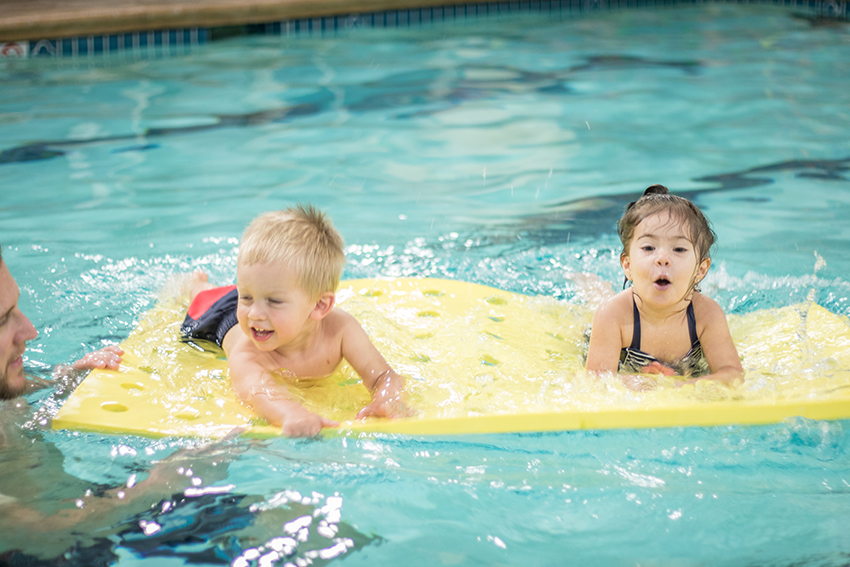 Top Ideas for Swimming Lesson Games
