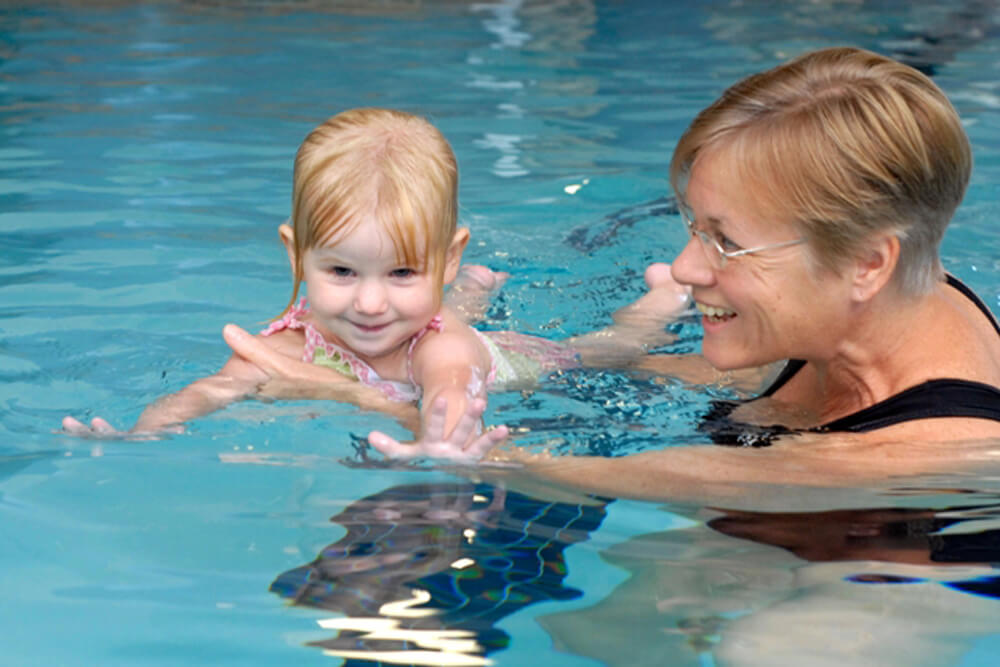 Importance of Staying Consistent with Swim Lessons
