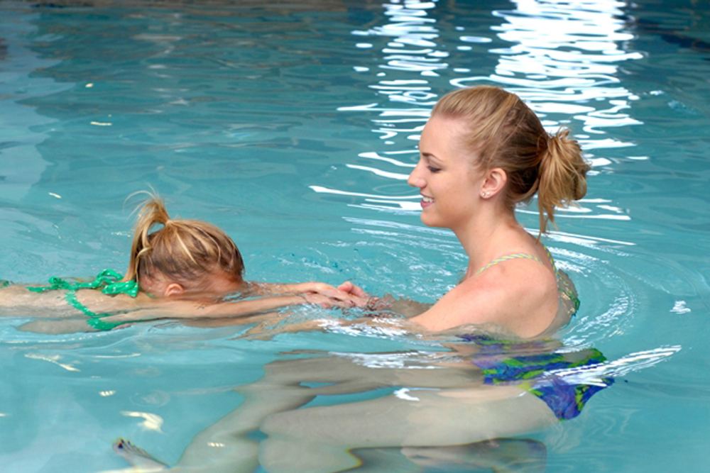 Learning to Swim to a Lifetime of Confidence - Wallen Swim School in Roseville & El Dorado Hills