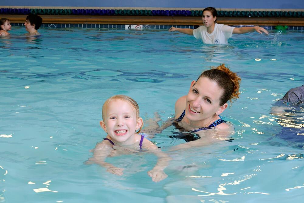 Steve Wallen Swim School Swim Instructor Experience - Addison