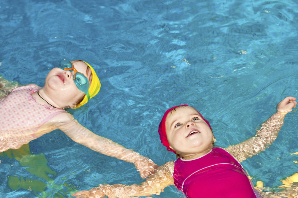 When Should I Start My Child in Swimming Lessons? Wallen Swim School in Roseville and El Dorado Hills, CA