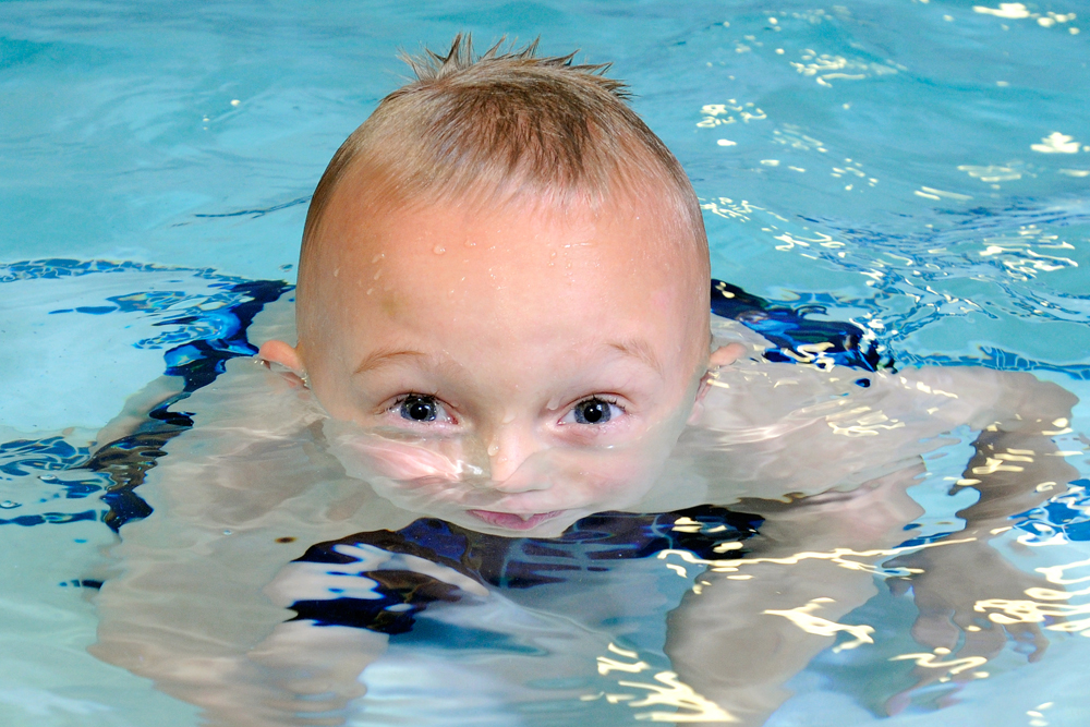 The 4 B's in Swimming: Breath Control, Buoyancy, Balance, and Body Position