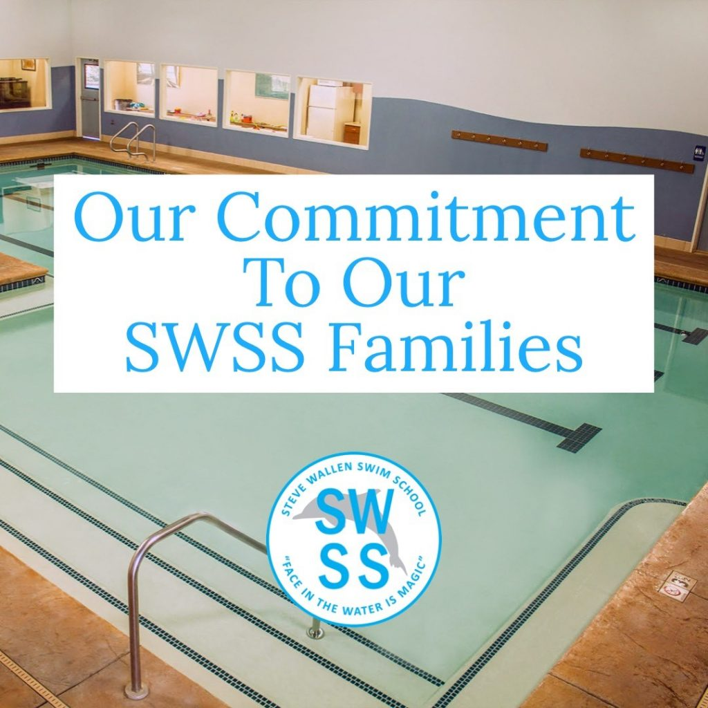 Health Update: What We Want Our Steve Wallen Swim School Family to Know