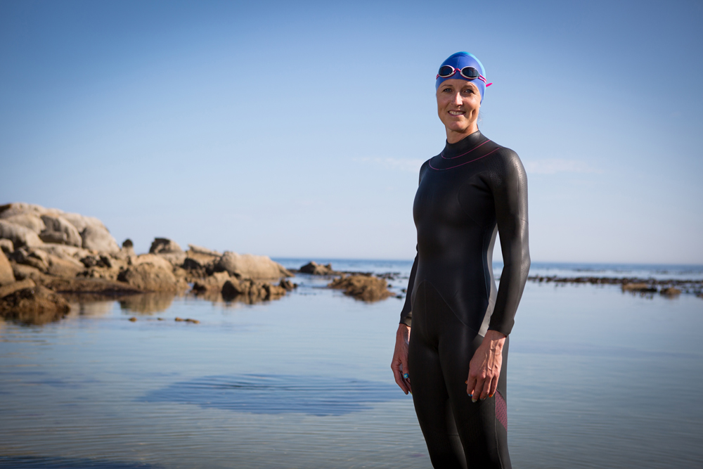 The Swim: Training for a Triathlon