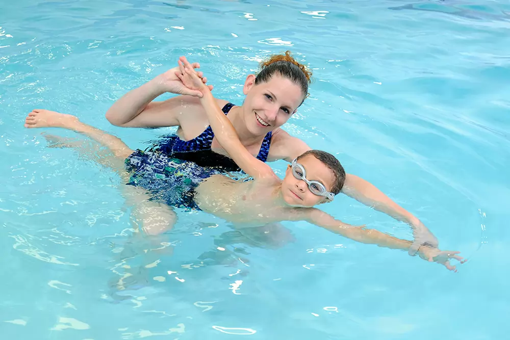 Top 3 Reasons Why a 30-Minute Swimming Lesson is Ideal For Learning How To Swim in El Dorado Hills and Roseville, CA