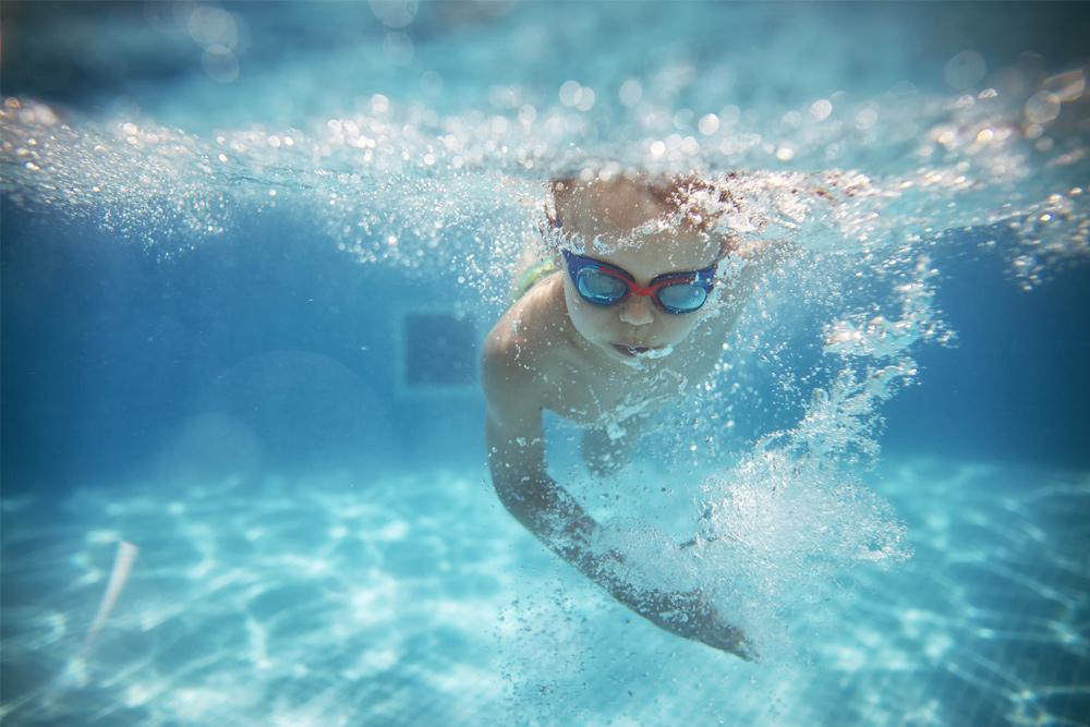 How to Keep Kids Active During the COVID-19 Pandemic - Steve Wallen Swim School in Roseville and El Dorado Hills, CA