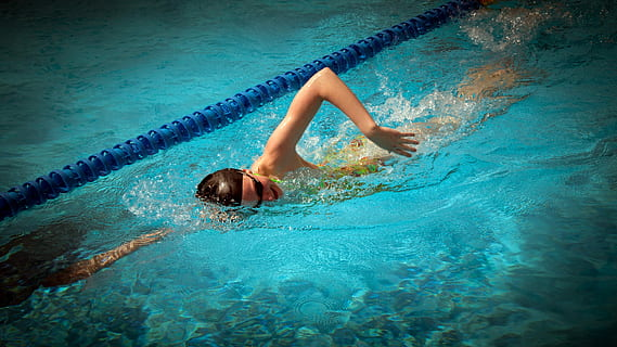 Breaking Down Freestyle Arm Action: Steve Wallen Swim School in Roseville and El Dorado Hills