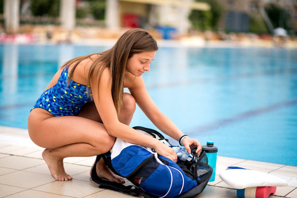 Top 5 Items to Have In Your Swim Bag - Steve Wallen Swim School in Roseville and El Dorado Hills, CA